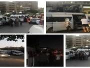 حركة فتح الساحة المصرية: نعلن عن انطلاق حملتنا لنقل المسافرين باتجاه معبر رفح