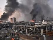 لبنان .. انفجار مرفأ بيروت يسقط حكومة دياب