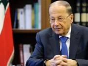عون: خسائر انفجار مرفأ بيروت تفوق 15 مليار دولار