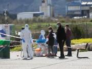 صحة الاحتلال: 11 حالة وفاة و1026 إصابة جديدة بفيروس كورونا