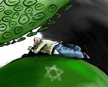 كورونا يفتك بدولة الاحتلال
