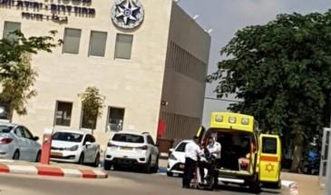 القُطرية تطالب بالتحقيق في اعتداء الاحتلال على رئيس القيصوم بالنقب