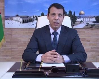 القائد دحلان: أصلي من أجل شفاء الدكتور صائب عريقات