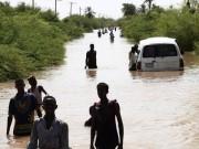 تضرر أكثر من 730 ألف شخص من فيضانات السودان