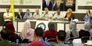 صور|| مجلس العمال يعقد المؤتمر التأسيسي الأول في غزة