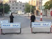 """""""مباحث كورونا"""" في غزة توقف 116 مواطنا مخالفا لتعليمات حظر التجوال"""