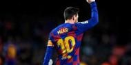 ميسي يتوج ملكا للركلات الحرة مع برشلونة