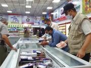 الاقتصاد تعلن تراجع أعداد المخالفات في قطاع غزة