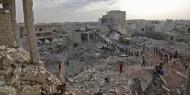 طائرات الاحتلال تقصف مواقع في سوريا وسقوط عدد من الشهداء
