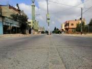 استمرار حظر التجوال في قطاع غزة لليوم 26 بسبب تفشي وباء كورونا