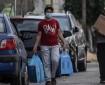 الخارطة الوبائية لتفشي فيروس كورونا في قطاع غزة