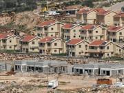 الاستيطان يواصل الزحف على الأراضي بالضفة الفلسطينية