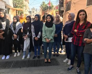 الطلاب الفلسطينيون في سوريا تحت وطأة القصف وكورونا