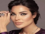 ظهور جديد للفنانة نادين نجيم بعد إصابتها بإنفجار بيروت