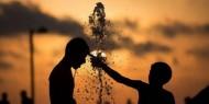 حالة الطقس:  أجواء صيفية حارة ودرجات الحرارة أعلى من معدلها بحدود 4 درجات