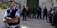 الاحتلال يبعد مقدسيا عن الأقصى لمدة 6 أشهر