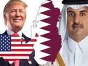 قطر تقوم بأول إعلان رسمي عربي لتبني صفقة ترامب أساسا للتفاوض