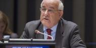 منصور يدعو الأمم المتحدة إلى منع الاحتلال من تنفيذ جريمته في الشيخ جراح