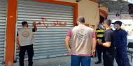 غزة: مباحث كورونا تغلق 77 محلا ومنشأة مخالفة