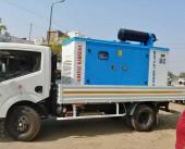 تفاقم أزمة مولدات الشارع في غزة بين سلطة الطاقة والمشغلين