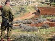 الاحتلال يخطر بالاستيلاء على أراض في دوما جنوب نابلس