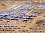 """الجيش الأمريكي ينشر """"قوة الفضاء"""" في قاعدة """"العديد"""" الجوية بقطر"""
