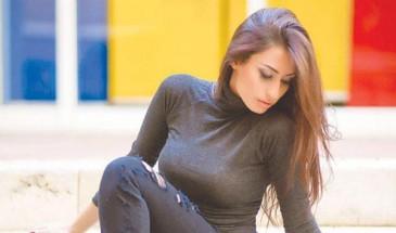 هبة طوجي تعلن زواجها من الفنان اللبناني معلوف
