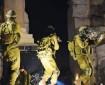 قوات الاحتلال تقتحم بلدة الرام شمال القدس المحتلة