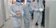 6 وفيات و613 إصابة جديدة بفيروس كورونا في غزة