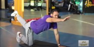 تمارين صباحية - عضلة المعدة