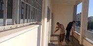 تربية غزة تعلن استئناف الدراسة لطلبة الصفوف من 7 لـ11