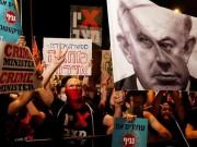 تواصل المظاهرات ضد نتنياهو للمطالبة برحيله