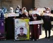بالصور|| مجلس المرأة ينظم وقفة تضامنية مع الأسرى في سجون الاحتلال