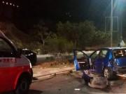 قلقيلية: مصرع شاب بحادث سير ذاتي
