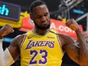 جيمس يقود ليكرز للفوز على كافاليرز في دوري كرة السلة الأمريكي