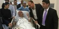 عائلة صائب عريقات: وضعه الصحي مازال حرجا