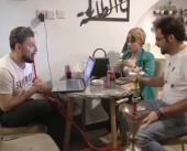 مقاهٍ عراقية تبتكر تقنية تعقيم للشيشة في زمن كورونا