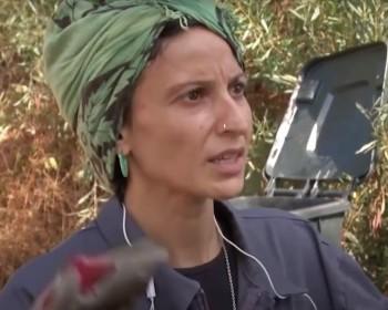 خاص بالفيديو|| لبنانية تكسر قيود النوع والمجتمع وتعمل في جمع القمامة