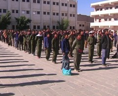خاص بالفيديو|| مدارس اليمن تستقبل تلاميذها وسط إجراءات مشددة لمنع تفشي كورونا