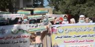 صور|| تيار الإصلاح يتظاهر في المحافظة الوسطى ضد التمييز الجغرافي