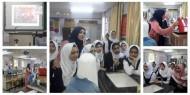 الفلسطينية أسماء مصطفى تفوز بلقب المعلم العالمي لعام 2020