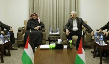 إعلام الاحتلال يكشف عن تفاصيل رسالة عبر الوسطاء إلى حماس
