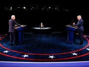 ترامب وبايدن يتبادلان الاتهامات بشأن كورونا والفساد في مناظرة أخيرة