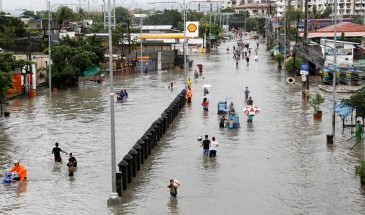 الفلبين: إجلاء 1800 شخص وتوقف الملاحة بسبب العاصفة مولاف