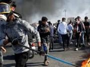 العراق: عشرات الإصابات خلال مواجهات مع الأمن