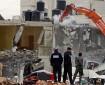 آليات الاحتلال تهدم منزلا وجدارا غرب بيت لحم