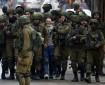 قوات الاحتلال تعتقل طفلا من باب العامود وتعتدي على المارة في محيط الأقصى
