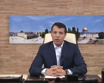 تصريحات القائد محمد دحلان حول تأجيل الانتخابات