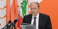 الرئيس اللبناني:  لبنان أسير للفساد والتآمر السياسي