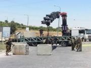 رام الله: الاحتلال يغلق بوابة عين يبرود ويعيق حركة المواطنين